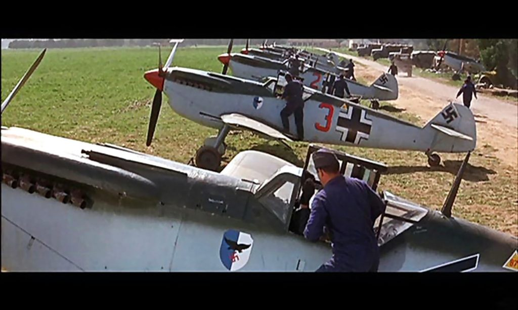 Luftschlacht Um England